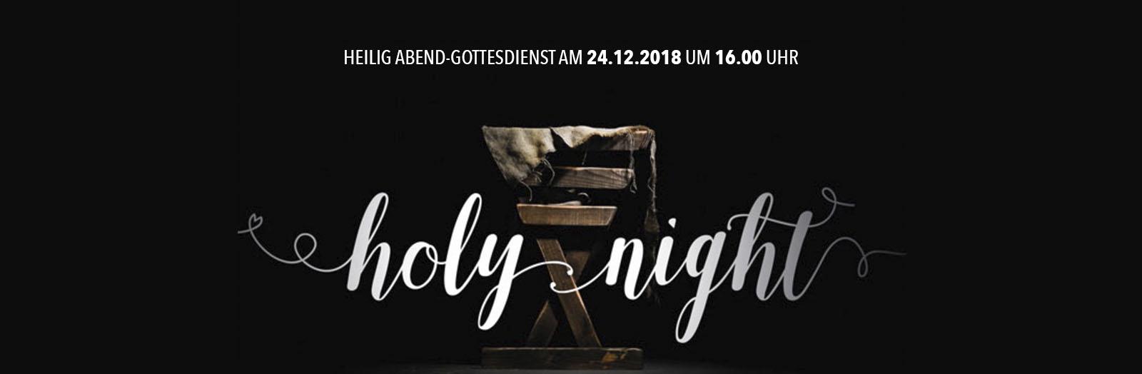 Holy Night freikirche muenchen